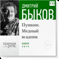 Пушкин. Медный всадник (июнь 2016г.)