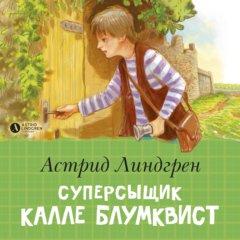 Суперсыщик Калле Блумквист (Книга 1)