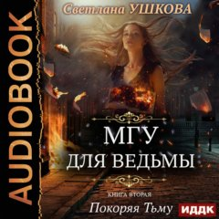 МГУ для ведьмы. Книга 2. Покоряя Тьму
