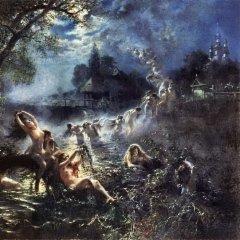 Майская ночь, или Утопленница