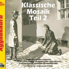 Klassische Mosaik. Teil 2