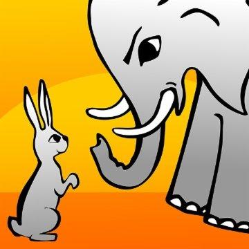 Как заяц в Африке всех перехитрил