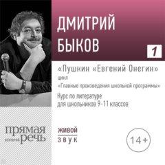 """Пушкин """"Евгений Онегин"""". Литература. 9-11 класс"""