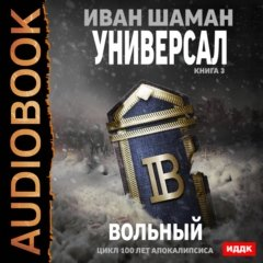 100 лет апокалипсиса. Универсал. Книга 3. Вольный