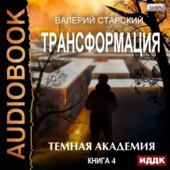 Трансформация. Книга 4. Темная академия