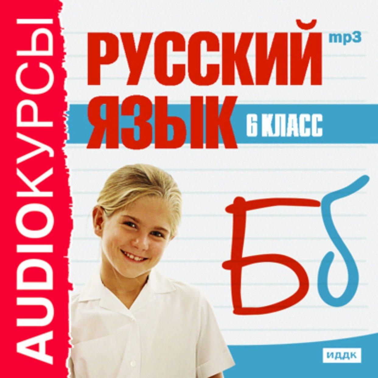 Русский язык. 6 класс