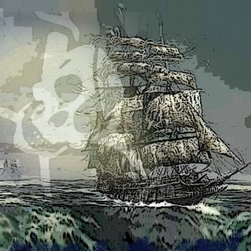 Корабль привидений