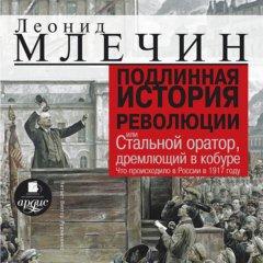 ПОДЛИННАЯ ИСТОРИЯ РЕВОЛЮЦИИ или Стальной оратор, дремлющий в кобуре. Что происходило в России в 1917 году